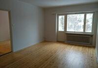 Huoneiston maalaus ja lattian hionta sekä lakkaus Helsingissä.